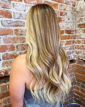 Tape In Hair Extensions Vancouver WA